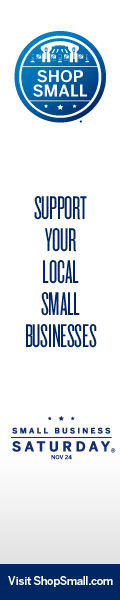 Amethyst Website Design Supports Small Business Saturday!