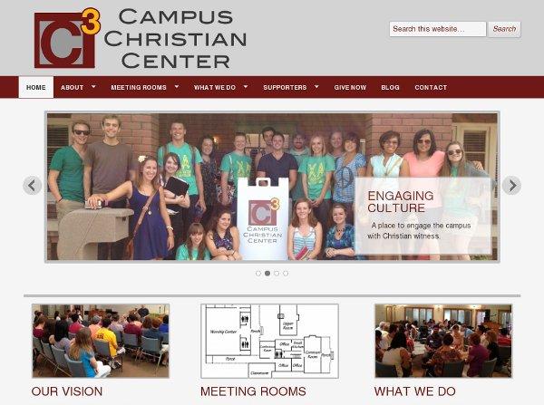 Nonprofit Custom Website Design