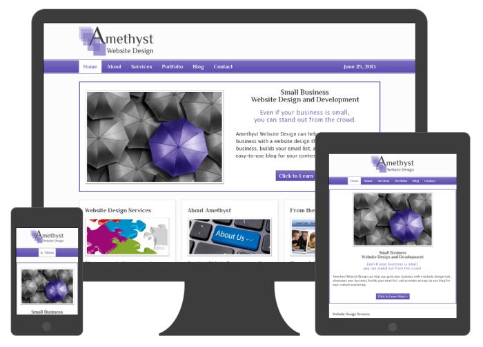 Responsive Website Design Mobile Website Design