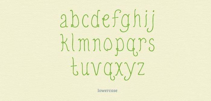 Quirky Nots Font by Amit Jakhu