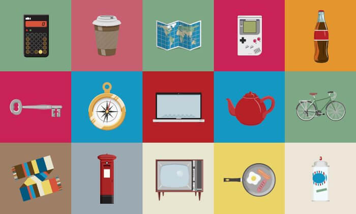 nice things icon set smashing magazine
