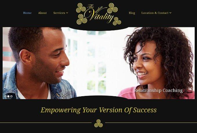 genesis wordpress website design