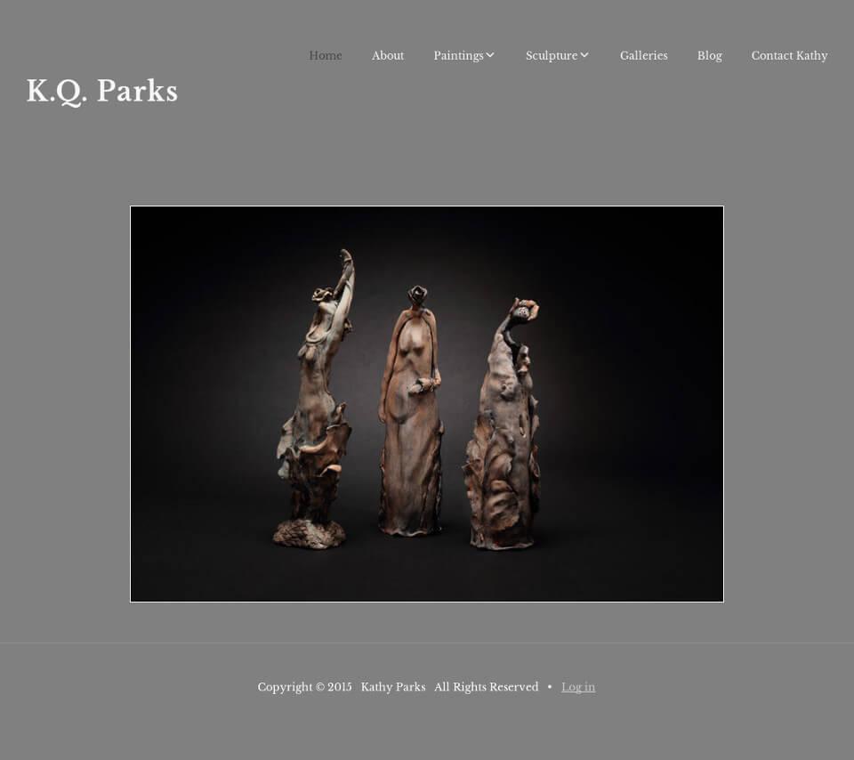 genesis theme for artist website