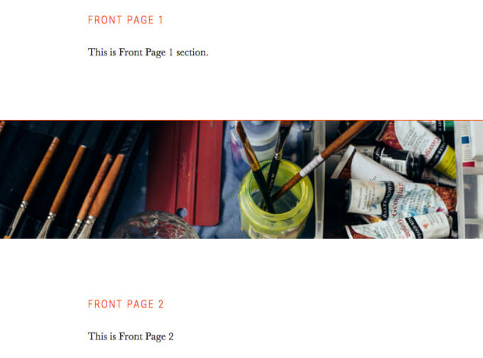 genesis workstation pro add third image area to front page