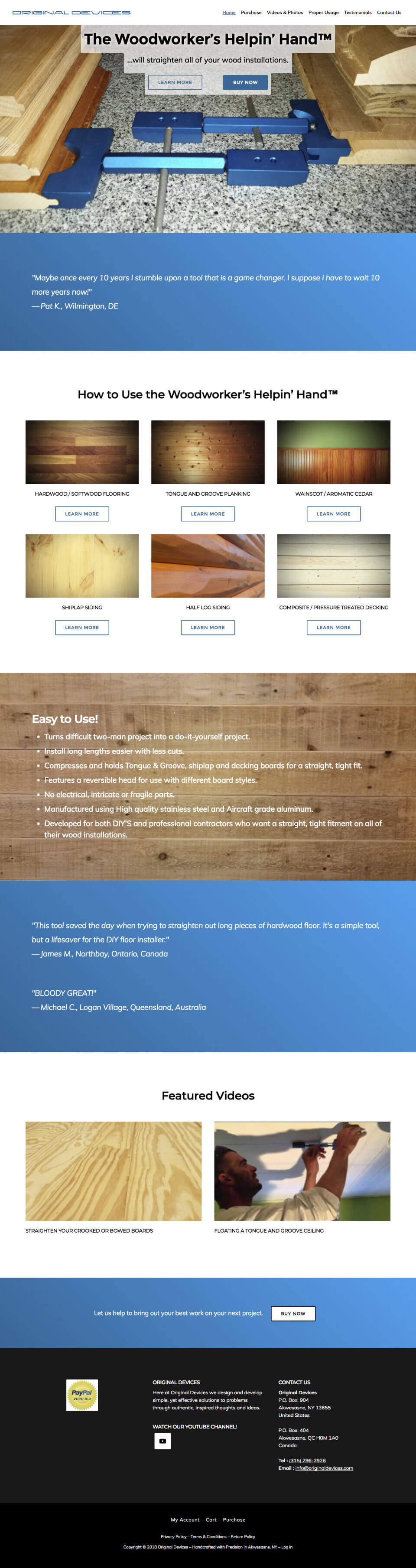 ecommerce small business website genesis theme customization